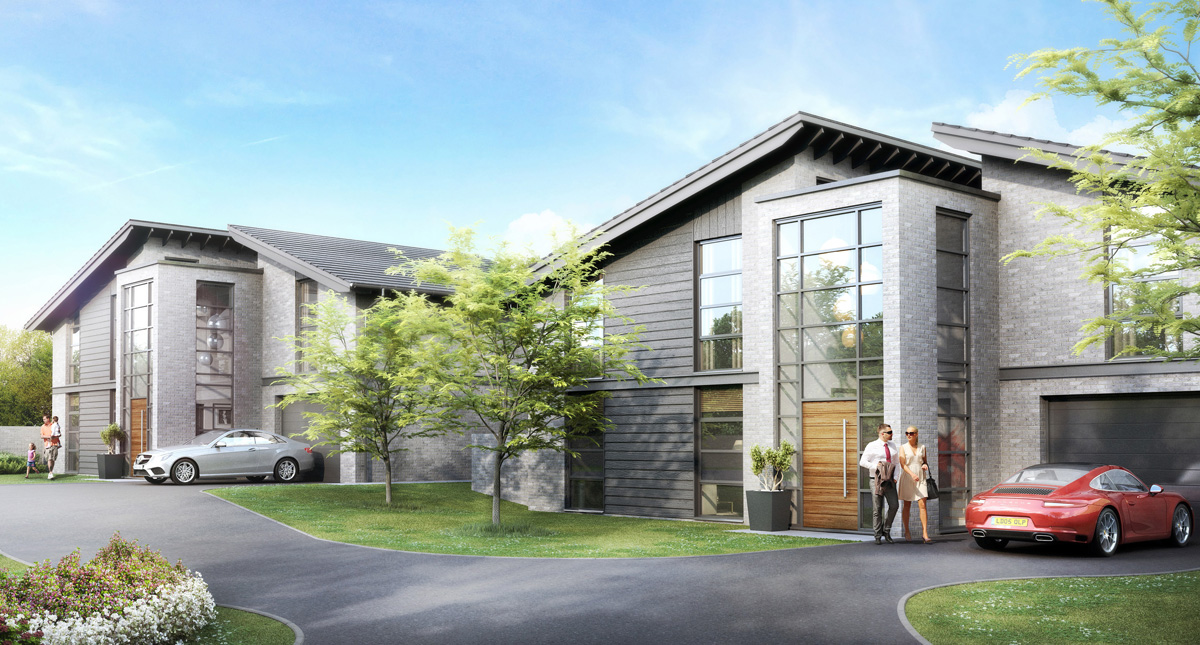 Developments stay new homes - Swimming pools in bishops stortford ...